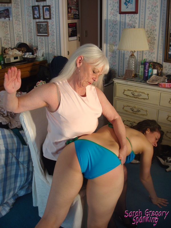 Recollect Niece bare spank
