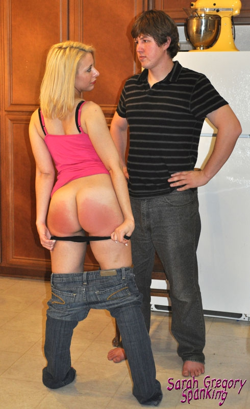 Spank My Ass - Truth or Dare Pics