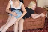 Example how mommy spank daghuer