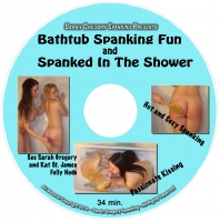 Bath Time Spanking Fun and Spanked in The Shower