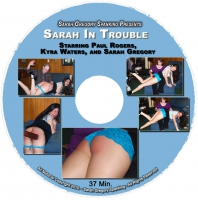 Sarah In Trouble