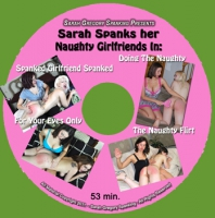 SARAH SPANKS HER NAUGHTY GIRLFRIENDS