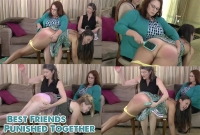 Best Friends Punished Together