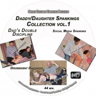 Daddy Daughter Spankings Vol. 1