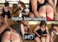 Orphan Annie Spanking