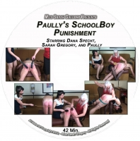 Paully's School Boy Punishment