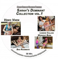 Sarah's Dominant Collection Vol 1.