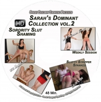 Sarah's Dominant Collection Vol. 2