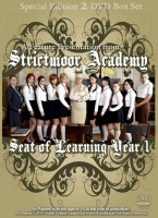 Strictmoor Academy - The Seat of Learning - Year 1